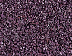 Purple Rubber Safety Surface